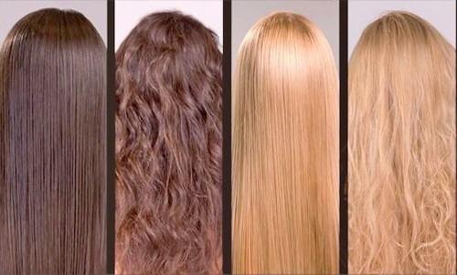 Бразильское или кератиновое выпрямление волос