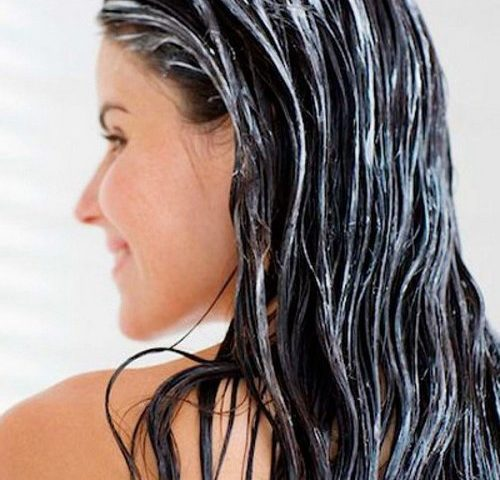 Маска для волос из дыни