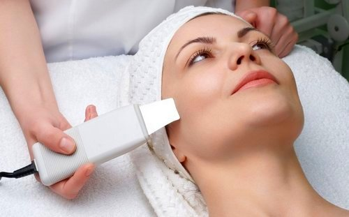 Ультразвуковые процедуры для лица