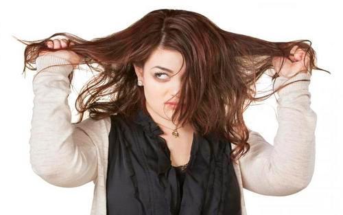 Что делать, если у вас жирные волосы