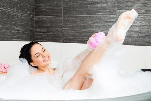 Искусство приема ванны