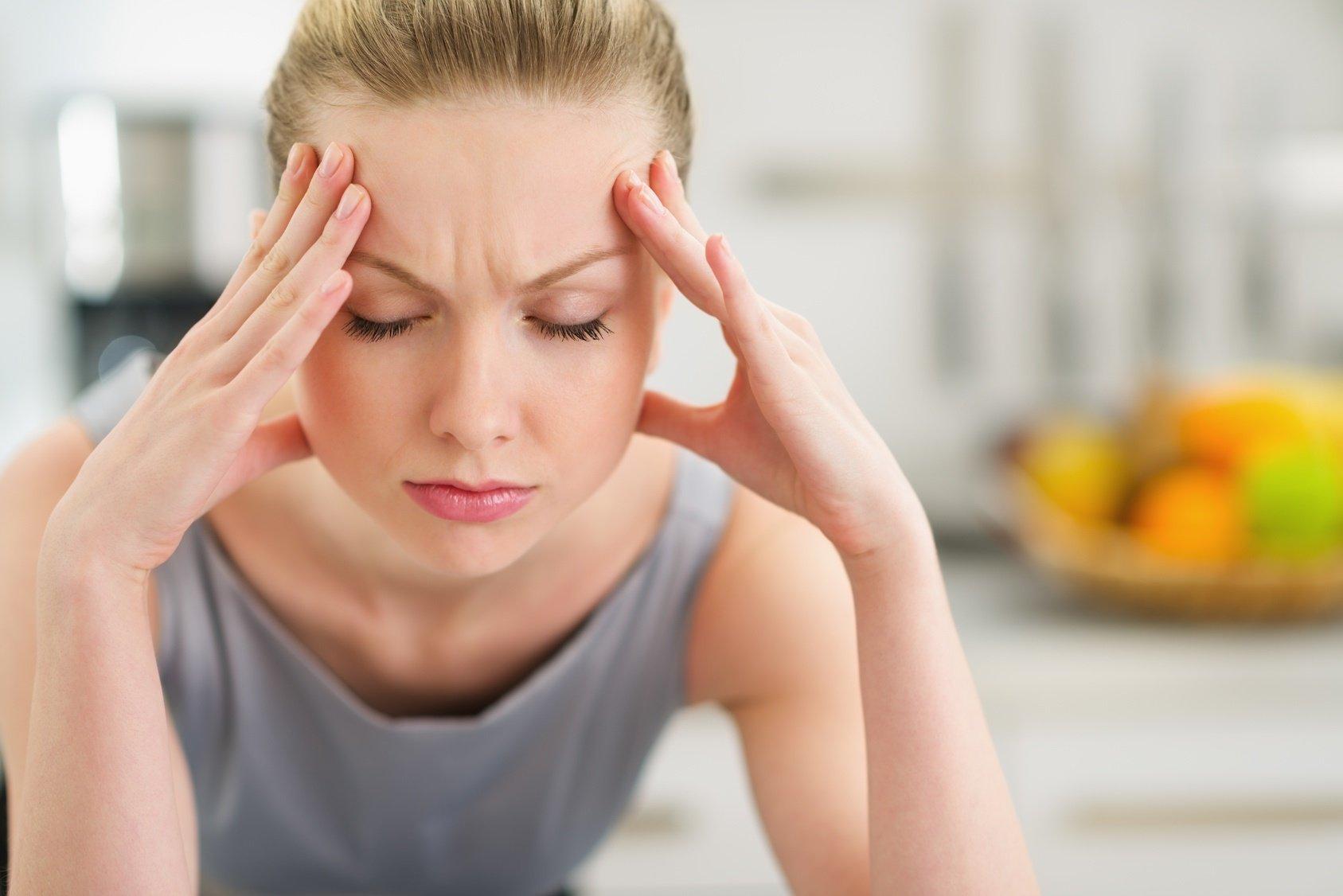 Способы борьбы с внутричерепным давлением