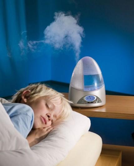Для чего нужен увлажнитель воздуха?