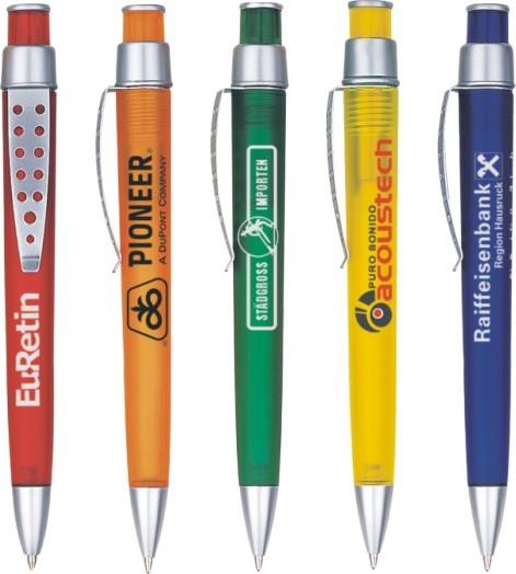 Где можно использовать ручки с логотипом