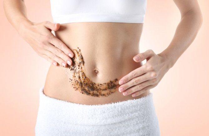 Как убрать жир с живота? Рецепт из трех компонентов