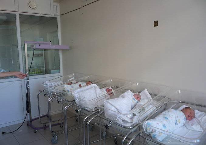 Отделение для новорожденных