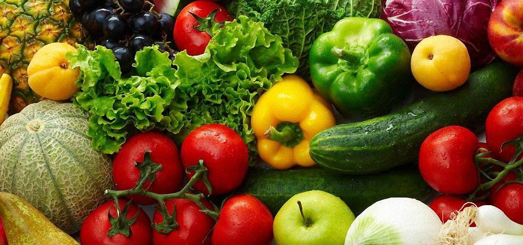 Овощи и фрукты - цвет имеет значение