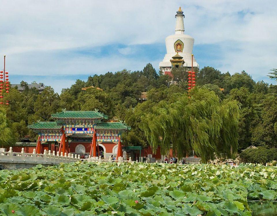 Путешествие в Бэйхай (Китай)