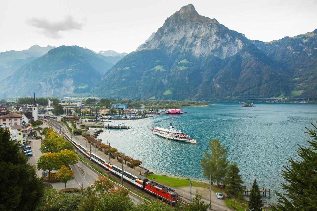 Самостоятельное путешествие в Швейцарию