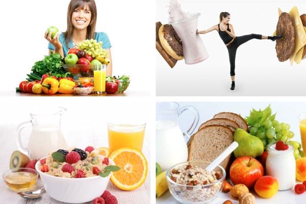 Здоровое питание - основа гармонии жизни